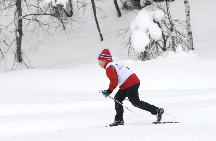 ENG-Cup Lilleåsen søndag 4. februar